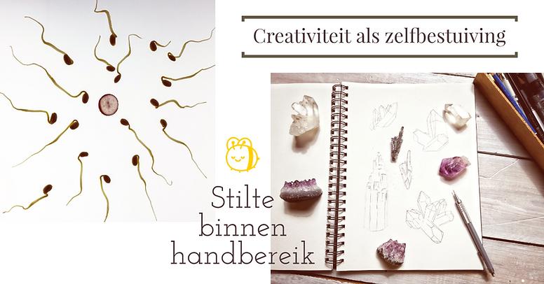 creativiteit als zelfbestuiving