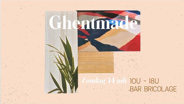 ghentmade, bar bricolage