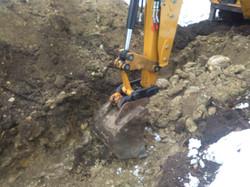 Paepinnases kaevamine