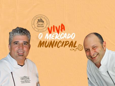 Cantina no Mercado Municipal de Curitiba