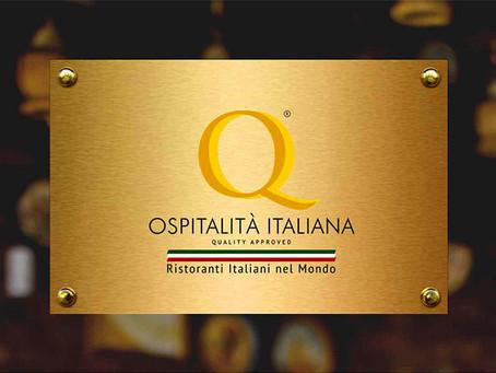 """Certificação """"Marchio Ospitalità Italiana"""""""