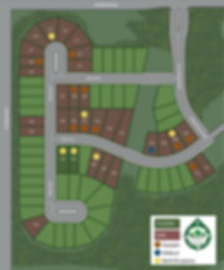 Preserve of Riverside Site Plan WEBPOSTE