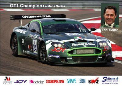 GT1 Le Mans Series '06