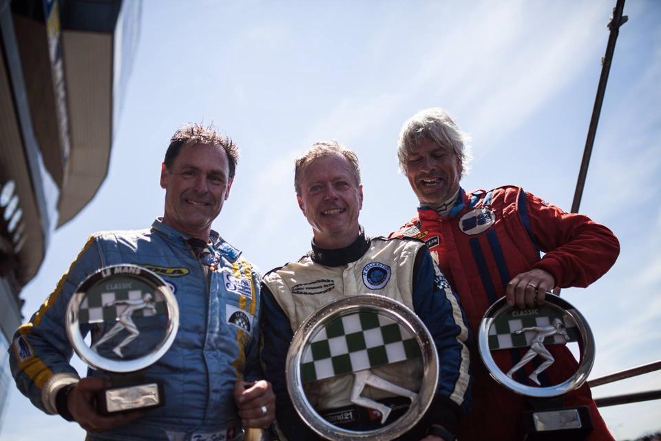 P3 Le Mans Classic '16