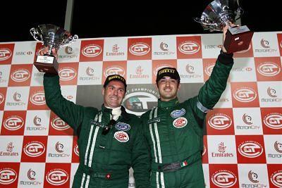 P1 Dubai FIA GT '06