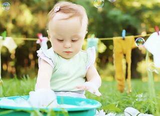 Amit a babaruhák mosásáról tudni kell…