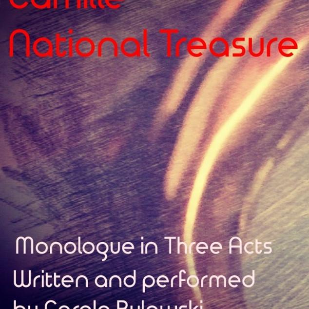Camille - National Treasure