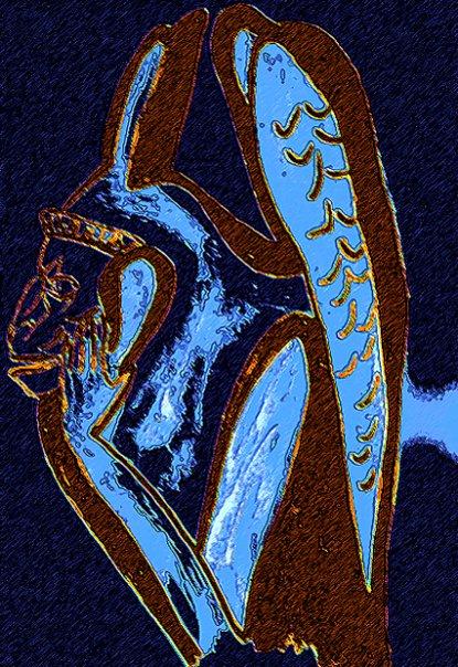 Blue Gargoyle