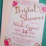 #bridalshower invites are especially cut