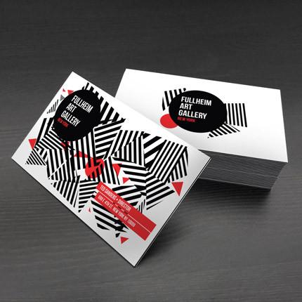 corporate branding design and print