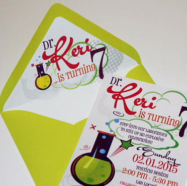 EVENT INVITATIONS