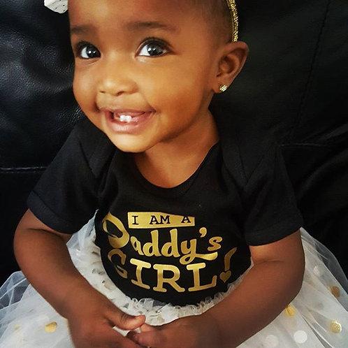 I Am A Daddy's Girl_Infants & Children