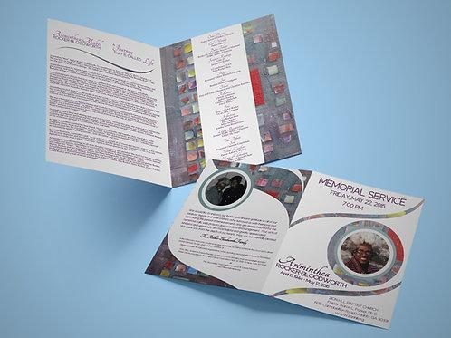 Oversized Program | Design & Digital File