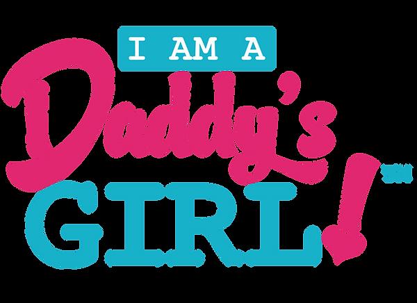 I'm a daddy's girl logo