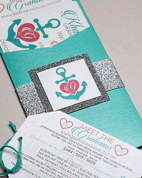 WEDDING INVITES | #destinationwedding  #
