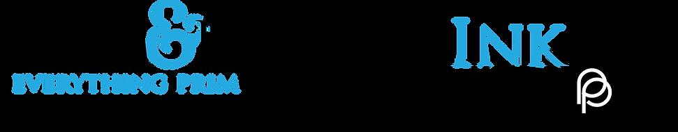 Prim & proper ink logo