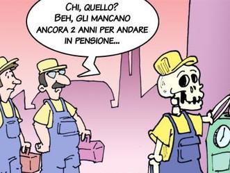 GIOVANI IN PENSIONE PRIMA DEI 70 ANNI E CON 650€? SARA' SOLO PER POCHI...
