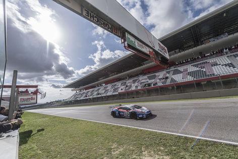 CIGT 2017 Ombra Racing