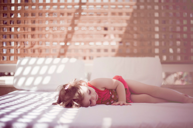 what to do if you're toddler isn't sleeping through (warning: this is the unorthodox answer)