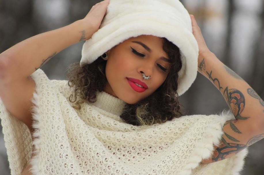 Photographer: Casey Blackwell | MUAH/Model: Ruby Noir