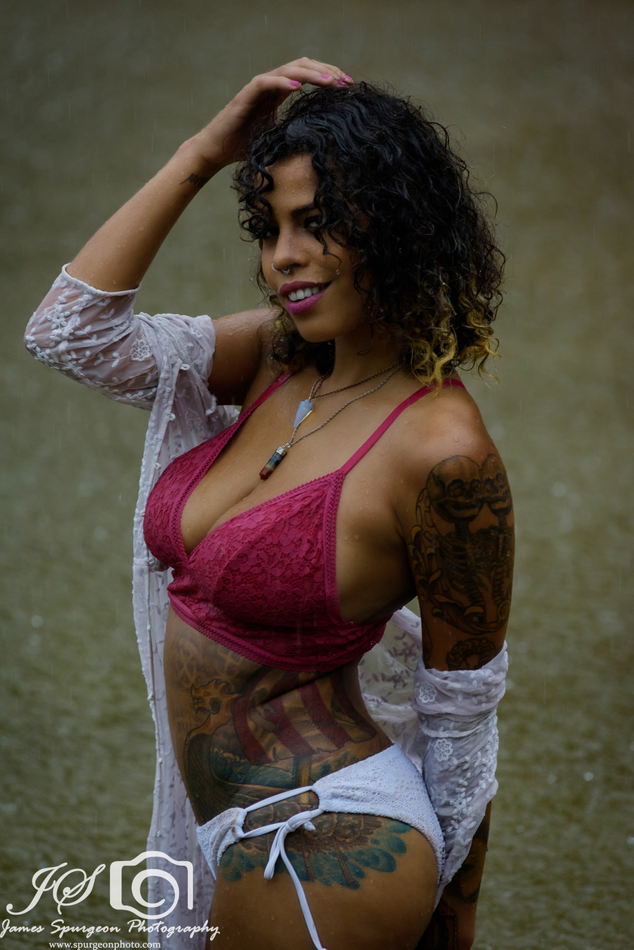 Photographer: Jimmy Spurgeon | MUAH/Model: Ruby Noir