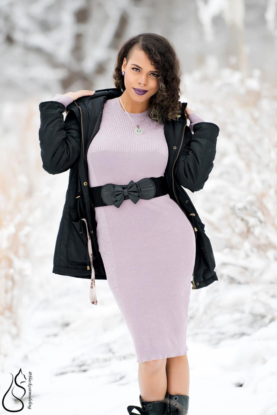 Photographer: Black Cat Modeling | MUAH/Model: Ruby Noir