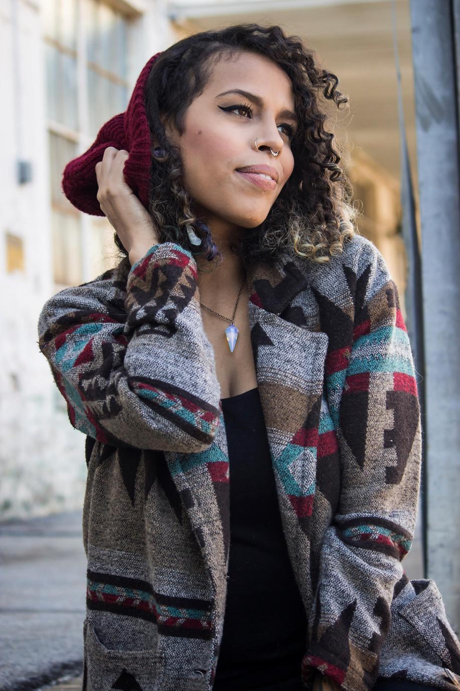 Photographer: Alex Turner | MUAH/Model: Ruby Noir