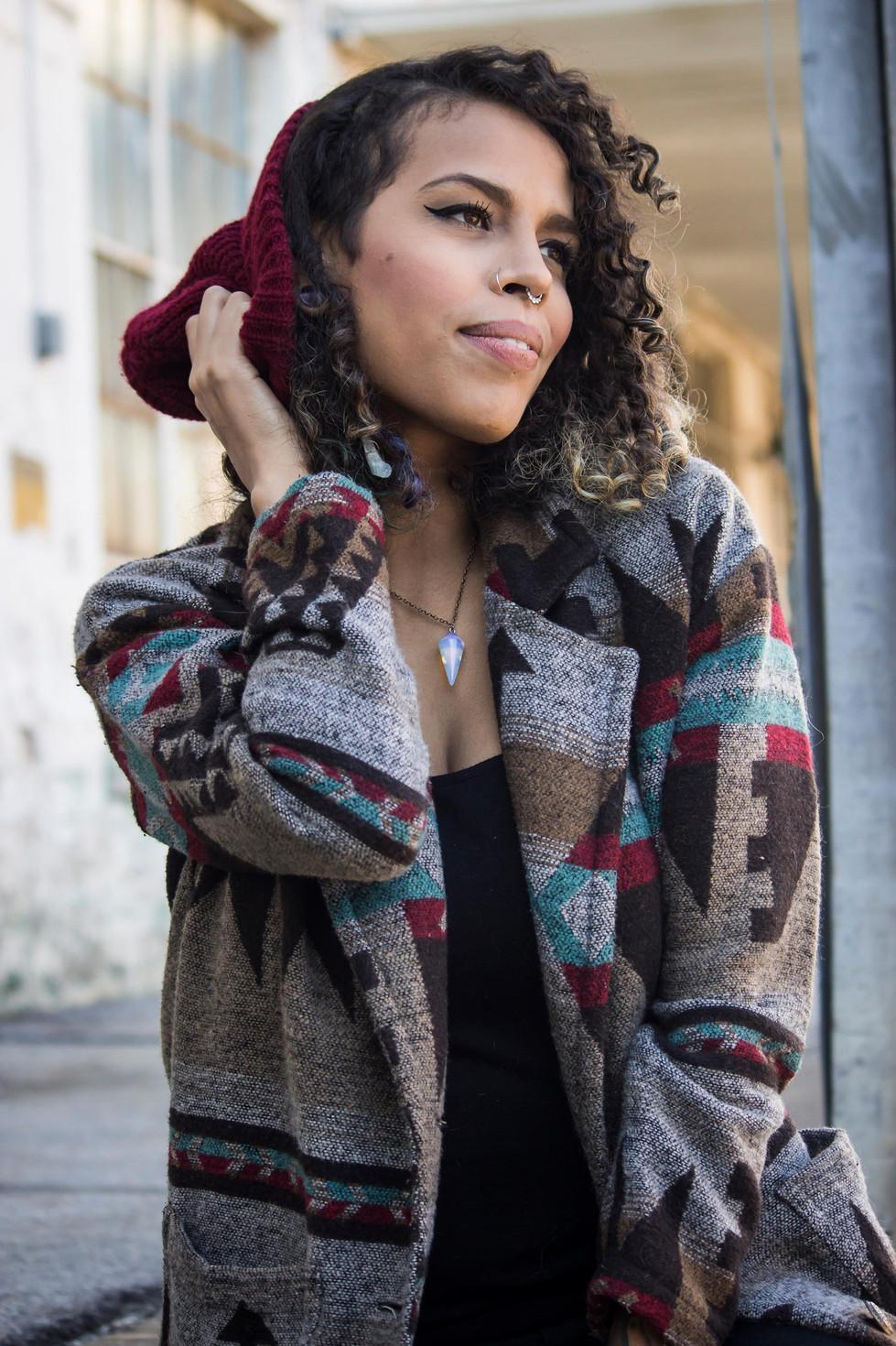 Photographer: Alex Turner   MUAH/Model: Ruby Noir