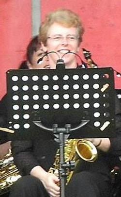 Helen - Alto Sax