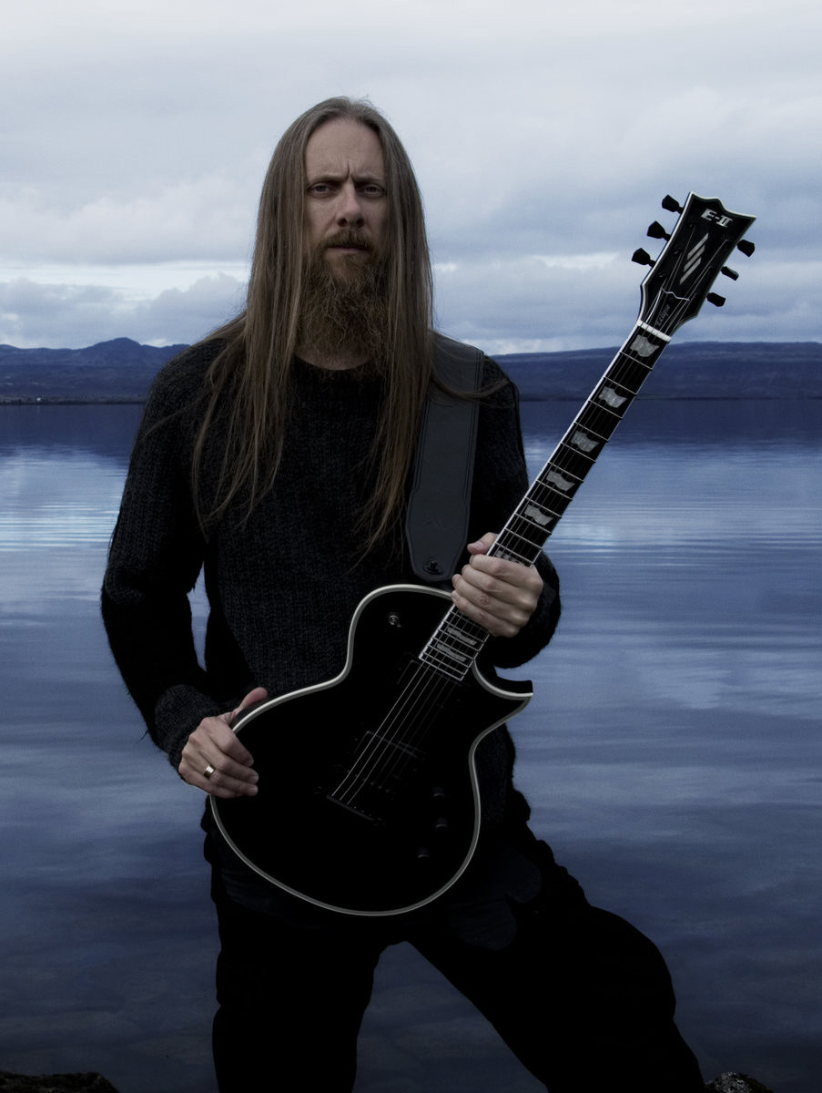 Samoth from The Wretched End, Emperor Iceland session, vexedart, vedi djokich