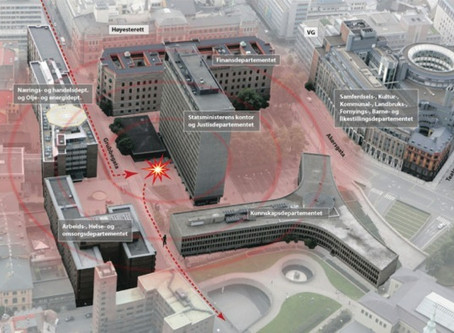Oslo-> Bomb explosion:  July 22 2011