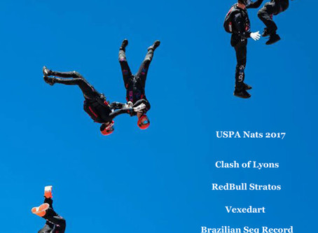 90 Percent Italian Skydive Publication
