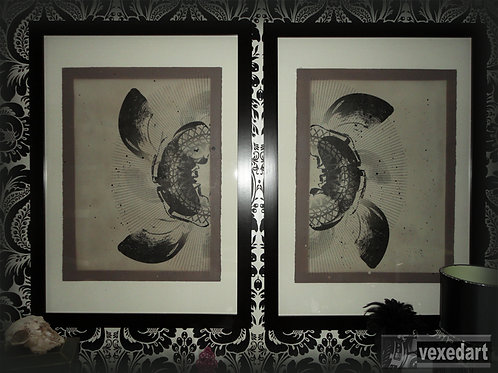 Insect art | Limited Edition Art | Prints on paper