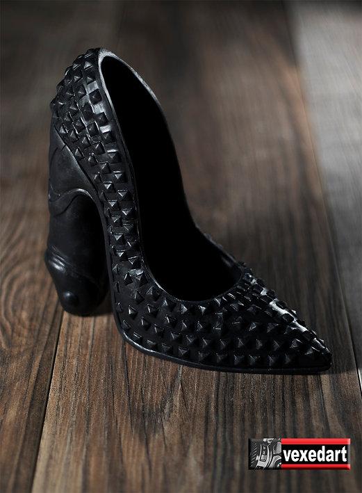 Shoe Art Stiletto High Heel Adult Toy Se