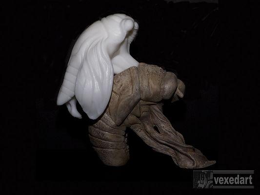 cicada art sculpture | resin art work