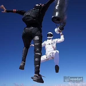 Nik Daniel skydive photographer