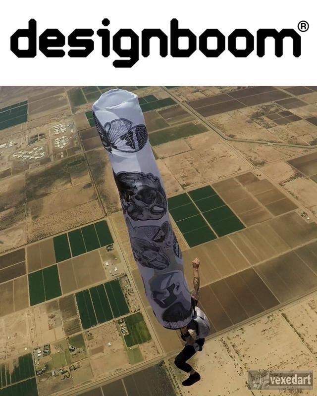 Design Boom skydvie artist Vedi Djokich