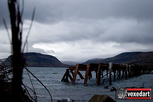 Bridge to Nowhere | Iceland Landscape Photography
