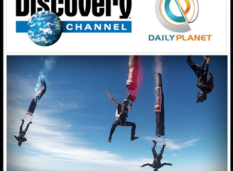Discovery-> Daily Planet Wed Oct 4th @ 7pm