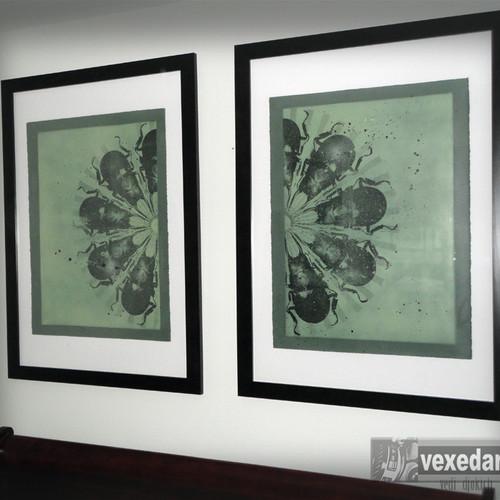 Assez Buy-original-art-online | www.vexedart.com LM44