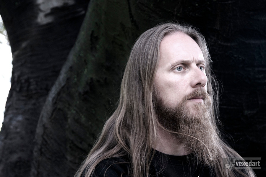 Samoth of The Wretched End. Norwegian Black Metal | extreme metal | Emperor