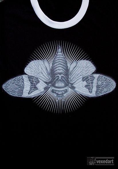 cool t-shirts bug clothing