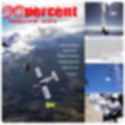 90 percent Italian skydive publication