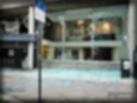 huge windows shattered onto the streets | downtown Oslo Norway after July 22 2011 bombing