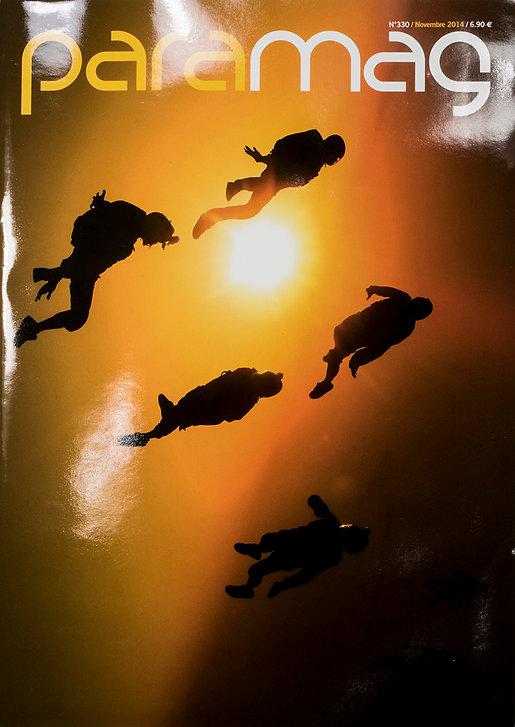 Para Mag Skydive Magazine Based in Franc