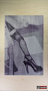 Legs in Lingerie thigh high stockings hi