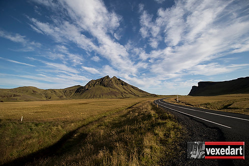 Open Road | Iceland Landscape Photography
