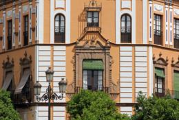 Facade, Seville