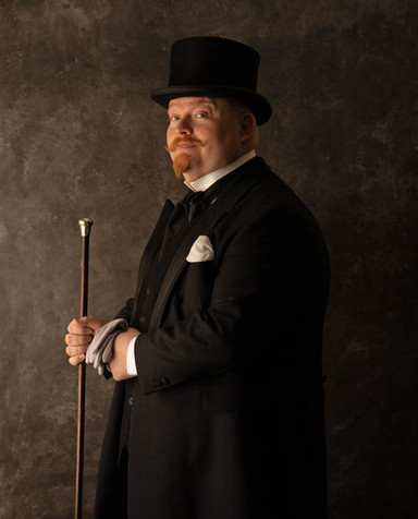 Byron, undertaker