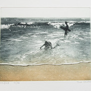 Surfing (unframed) £100.00